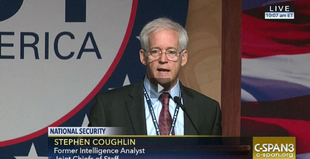 Stephen Coughlin cspan